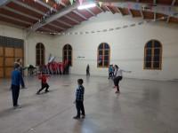 Actividades infantiles organizadas por la Asociación Santa Lucía